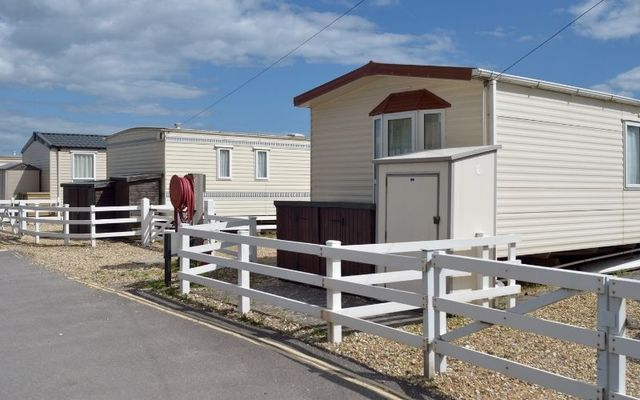 Caravan parks are commonplace throughout Ireland.