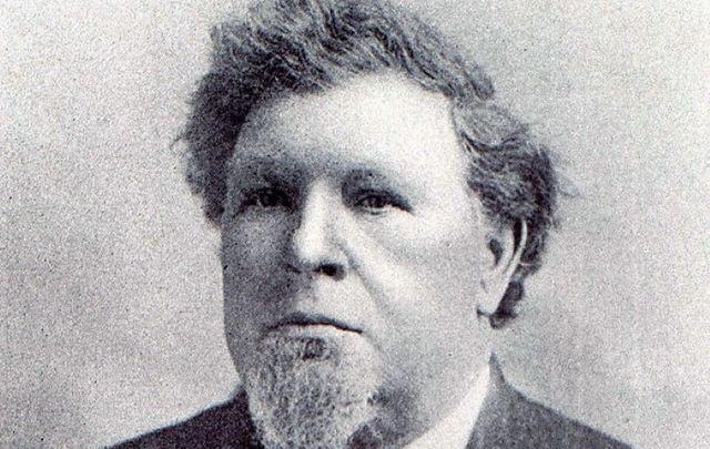 Captain John Lonergan, one of the Irish heroes of the American Civil War.