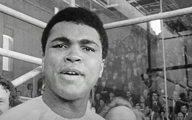 """New documentary \""""When Ali Came to Ireland\"""" details Ali's 1972 trip to Dublin"""