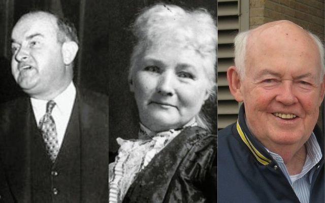 Mother Jones, Mike Quill, John Sweeney