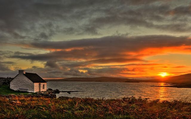 """Sneem, County Galway: Strange and wonderful Irish proverbs such as \""""For every mile of road there\'s two miles of ditches\"""""""