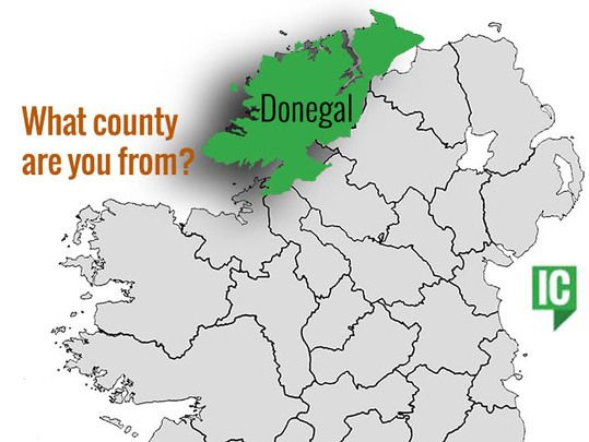 What's your Irish County? County Donegal | IrishCentral.com on