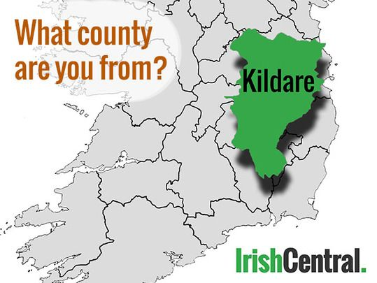 What S Your Irish County County Kildare Irishcentral Com