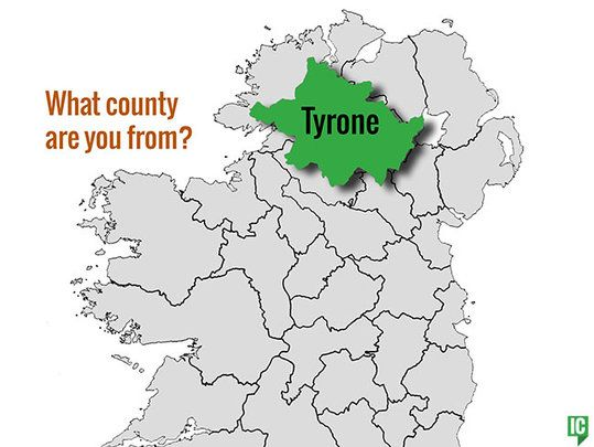 Tyrone is one of the country's most beautiful inland counties.