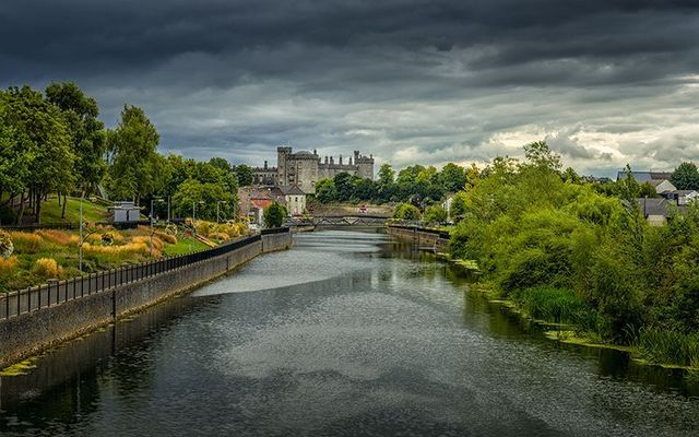Kilkenny Castle, County Kilkenny.