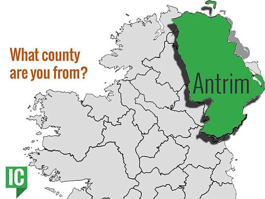 What's your Irish county? All the basics - and some fun facts - about County Antrim.