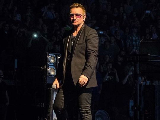 Bono's Facebook investment has earned him nearly £1 billion.