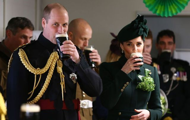 Kate Middleton, Duchess Catherine of Cambridge, has been found to have Irish roots by BBC genealogists.