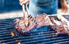 BBQ spare ribs recipe from our Irish chef for the 4th of July