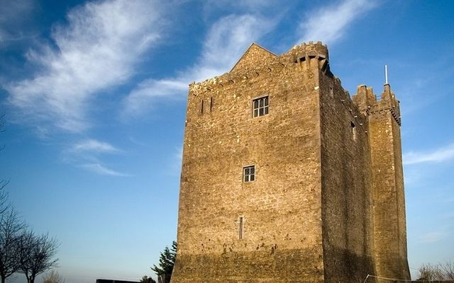 Redwood Castle in County Tipperary served as a school of Brehon Law