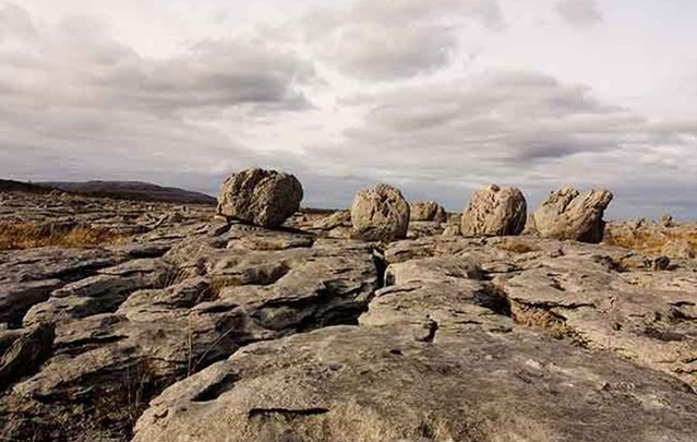 The Burren, County Clare: From County Clare to Antrim tourist attractions that should be top on your list.
