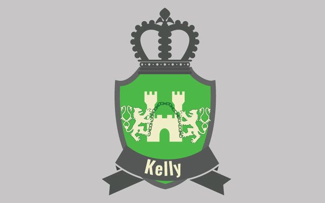 Here are some interesting facts about the Irish last name Kelly, including its history, family crest, coat of arms, and famous clan members.