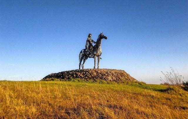 The Gaelic Chieftain, Boyle, Co Roscommon