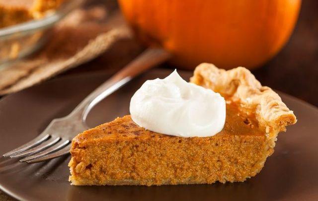 Baileys Irish cream can help make the perfect Irish cream pumpkin pie.