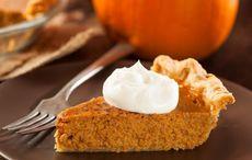 Baileys Irish Cream pumpkin pie - an Irish twist on a Thanksgiving classic