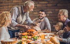 Irish blessings for you and your family this Thanksgiving