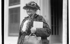 On this day: Irish woman Mary Harris 'Mother Jones' was born in 1837