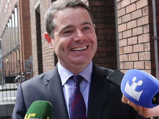 Ireland's Tourism Minister Paschal Donohoe promotes new initiative in New York.