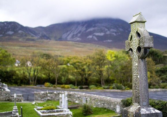Murrisk, Croagh Patrick, Co Mayo.