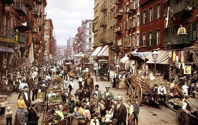 Did your Irish ancestors settle in New York?