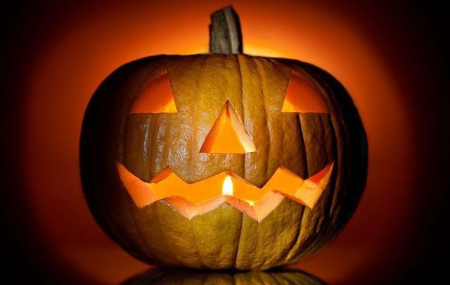 Jack-o-lanterns are just one of the traditions from the Celtic festival of Samhain that persist today during Halloween.
