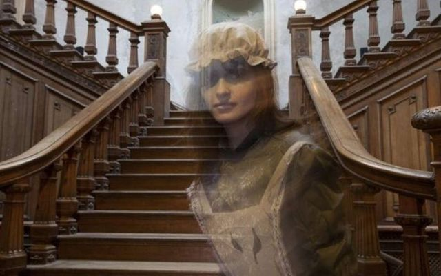 The creepy Irish ghost tale of Lord Tyrone and Lady Beresford.