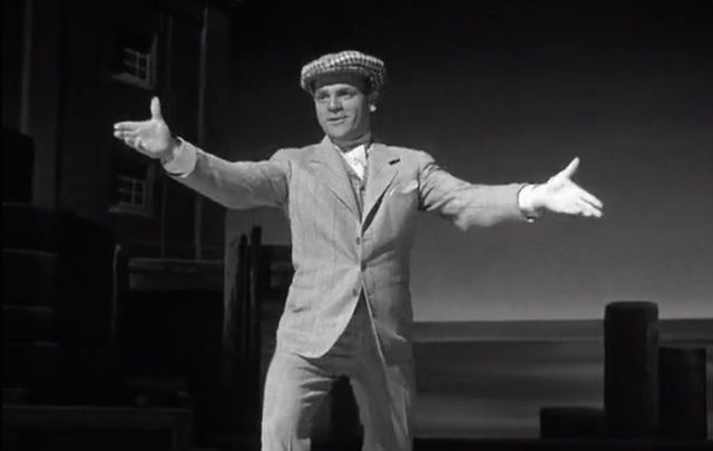 """Jimmy Cagney: 1942 – Best Actor in a Leading Role, \""""Yankee Doodle Dandy.\"""""""
