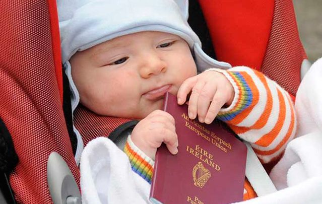 Has passport, will travel: 2014 sees parents\' tastes remain the same with many traditional Irish names making it into the top 20.
