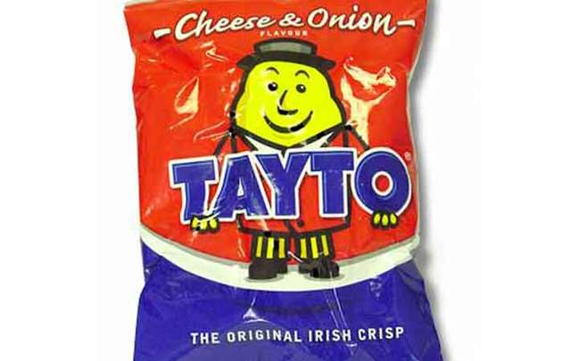 Tayto---'The original Irish crisp'---is now owned by a German company.