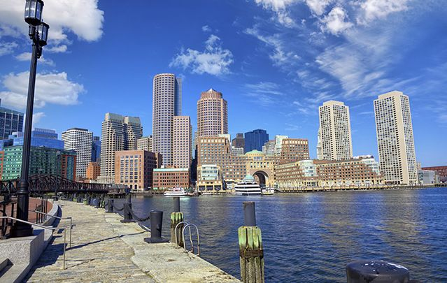 Boston city to host the 2015 Irish Network USA Annual Conference.