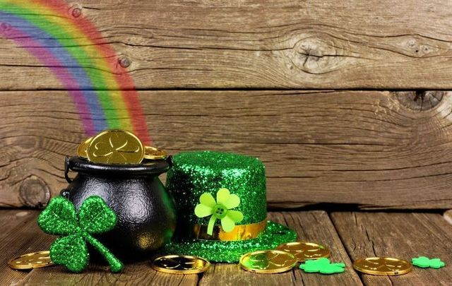 Have a bit of \'craic\' outside the pub this year for St. Patrick\'s Day.