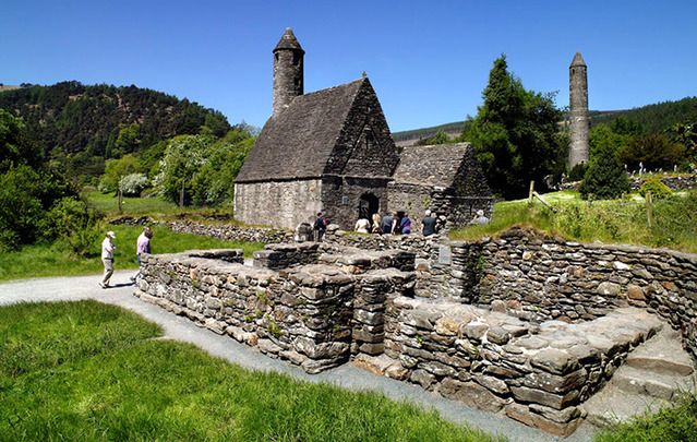 St. Kevin's Church, Glendalough
