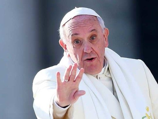 One year on here's some factoids about the popular Pontiff.