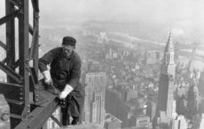 The Irish hands that built the Empire State Building