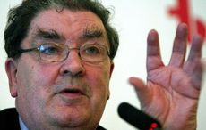 John Hume, hero in the Irish peace process, has died