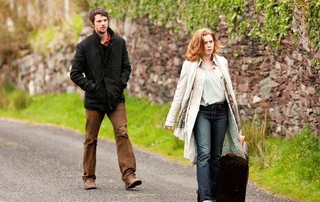 "Amy McAdams and Matthew Good in 2010\'s ""Leap Year\"":"
