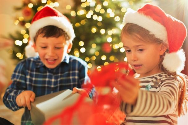 How aware are we now of getting the right gifts for our kids that keep them free to be kids?