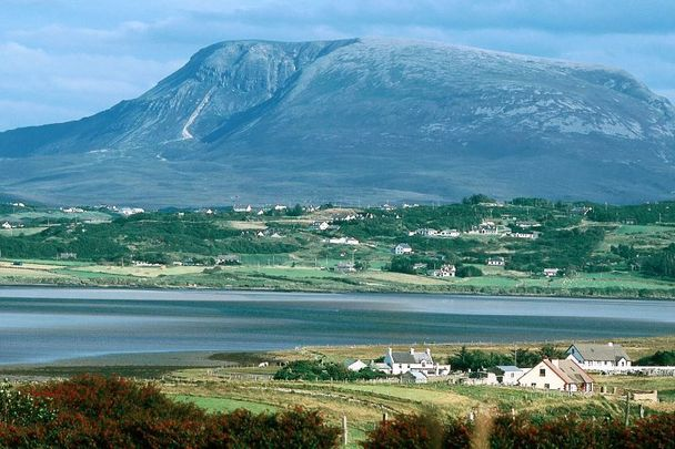 I fell in love with Donegal the first time I visited – the sheer loneliness and stark beauty of the landscape.