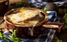 Guinness French onion soup recipe