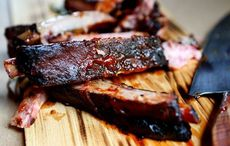National Barbecue Month! Celebrate with this BBQ coca-cola ribs recipe