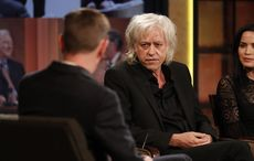On this day: Bob Geldof, founder of Live Aid, is born in 1951