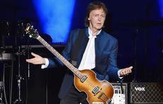 Paul McCartney's Irish roots