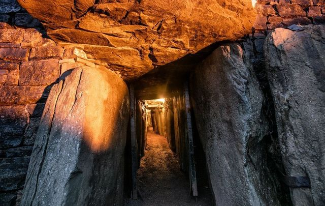 """Passage tomb, older than Egypt\'s pyramids, is a place of astronomical, spiritual, and ceremonial importance."""""""
