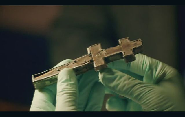 "CNN series ""Finding Jesus"" used radiocarbon examination to determine date of the True Cross relic in Waterford, Ireland."