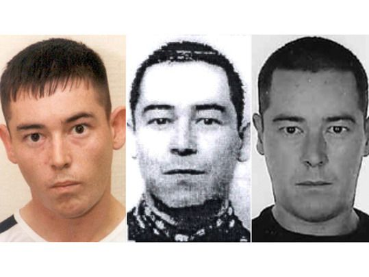 Five percent of suspects on the list are Irish nationals, on the run for up to 20 years.