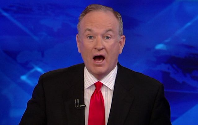Pundit Bill O'Reilly claims slave that built the White House were well fed.