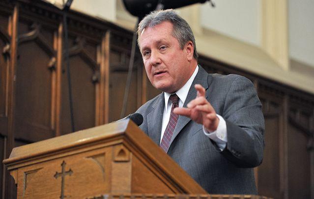 New York City Council Member Daniel Dromm.