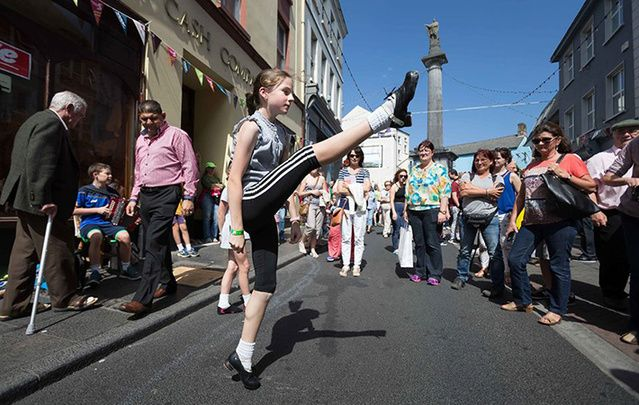 Things are really kicking off at the Fleadh!