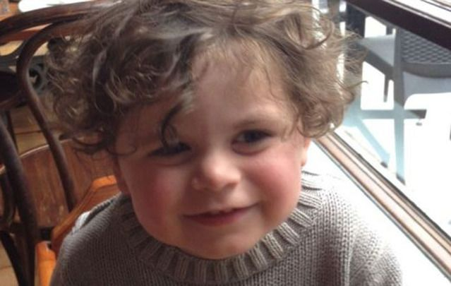 Two-year old Neil Shanahan who survived a fall from the sixth floor of a Limerick hotel on July 2.