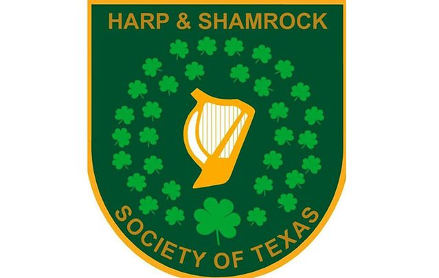 """Harp and Shamrock Society of Texas celebrate its 50th anniversary with a """"Green Tie Gala."""""""